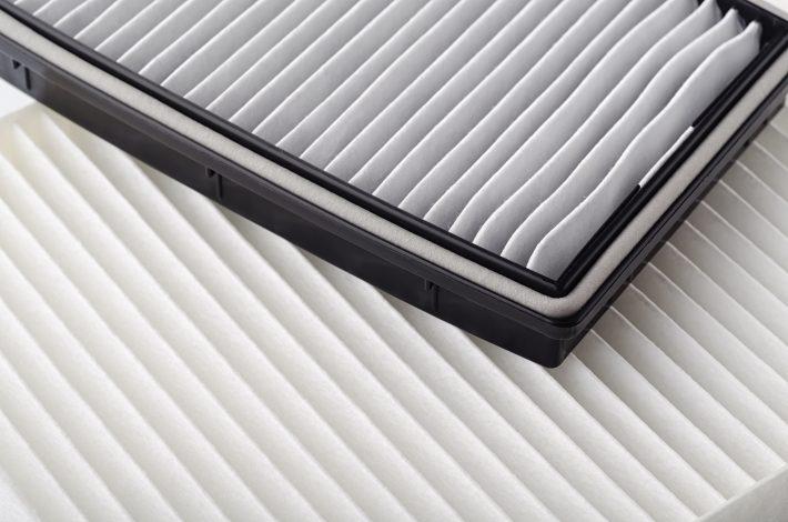 Car Cabin And Vacuum Cleaner Air Filter