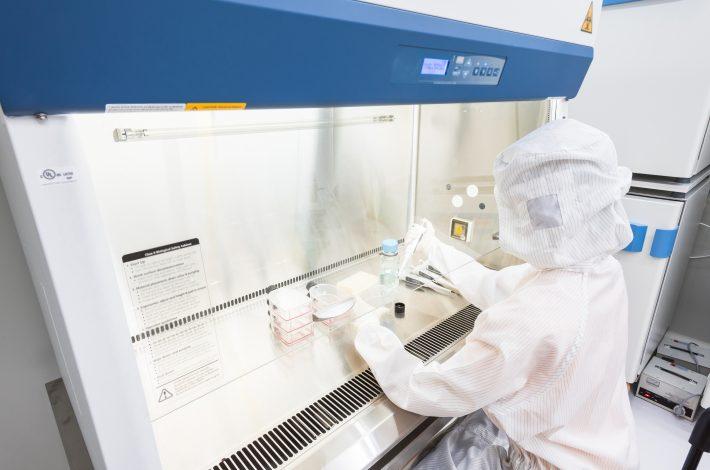 A Scientist In Sterile